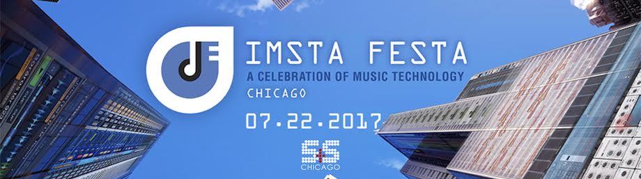 IMSTA FESTA (Chicago) International Music Software Trade Association @SAE 07/22/17