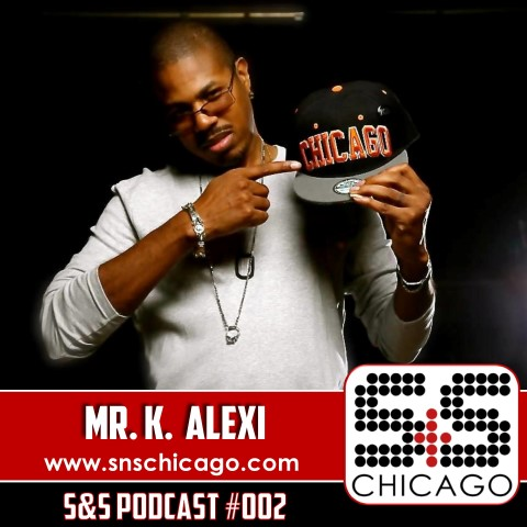 S&S Podcast 002 - Mr. K. Alexi