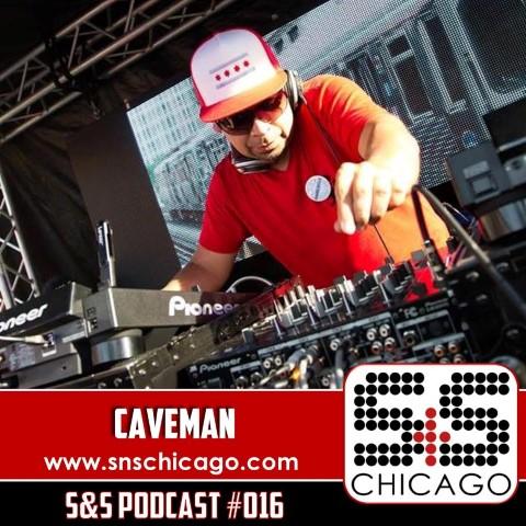 S&S Podcast 016 - Caveman