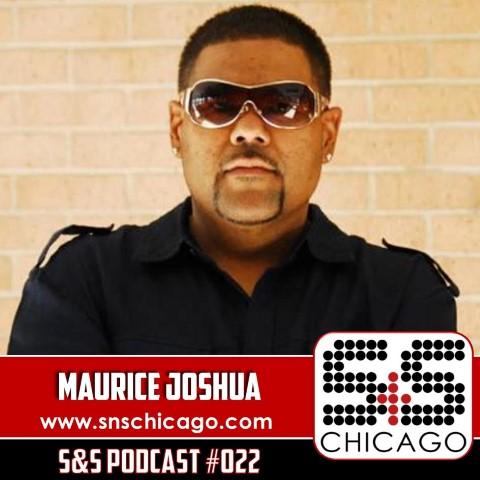 S&S Podcast 22 - Maurice Joshua