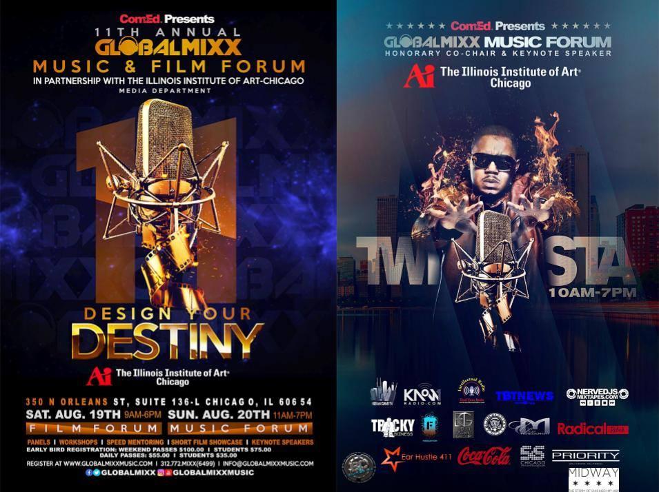 11th Annual Global Mixx Music & Film Forum