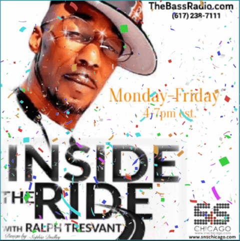 Ralph Tresvant - Inside The Ride Radio Show