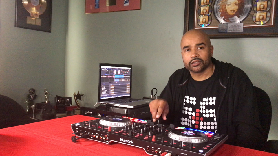 "GRAMMY® Nominated DJ Steve ""Silk"" Hurley &quote;Remixes Live&quote; on the new NS6ii"