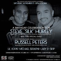 S&S Chicago and Untitled Present A Birthday Celebration for Steve&quote;Silk&quote; Hurley of S&S Records Inc.