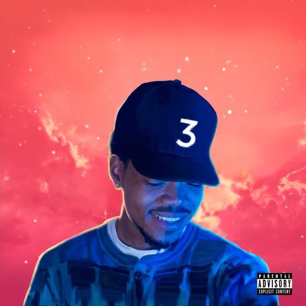 Chance the Rapper's Third Mixtape 'Coloring Book' is Finally Here