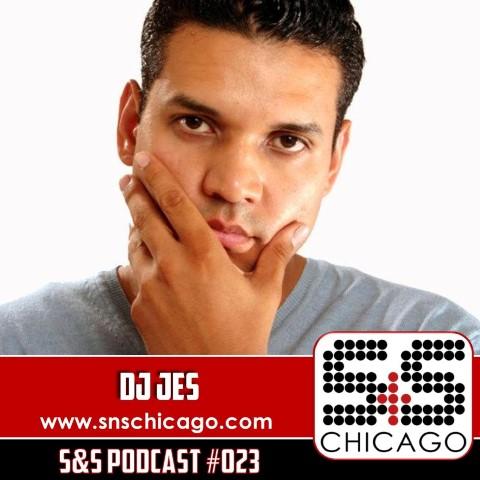 S&S Podcast 023 - DJ Jes