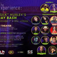 The S&S Experience: Steve &quote;Silk&quote; Hurley's Birthday Bash @ The Globe Theatre (Los Angeles)